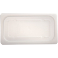 View: 144P Food Pan Soft Sealing Lid, 1/4 Size Pack of 12